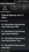 Screenshot of Traffic Cam Kuala Lumpur Free