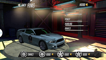 Screenshot of Red Bull Car Park Drift