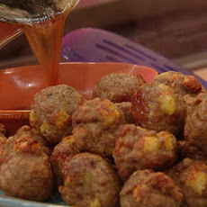 Sausage & French Toast Meatballs