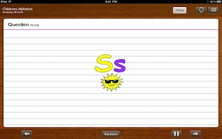 Screenshot of FlashCards To Go Lite