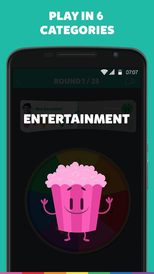 Trivia Crack Screenshot 2