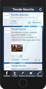 Tienda Gaucha - E- Commerce - screenshot