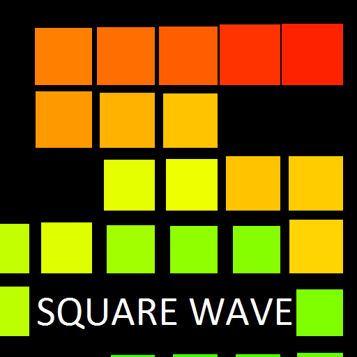 Square Wave Live Wallpaper