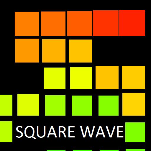Square Wave Live Wallpaper