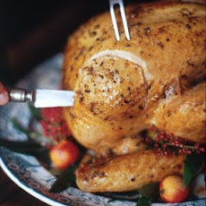 Sage-Rubbed Turkey