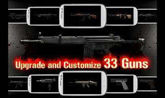 Screenshot of GUN ZOMBIE : HALLOWEEN