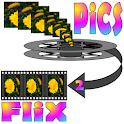 Pics2FlixPro icon