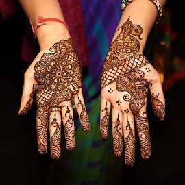 HINA by Rakesh Syal - People Body Art/Tattoos (  )