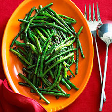 Chinese Long Beans with XO Sauce