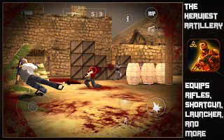Screenshot of Dawn of Vengeance