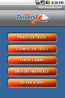 Screenshot of Drivers Ed Oregon