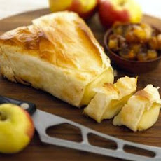 Baked Brie Wedges