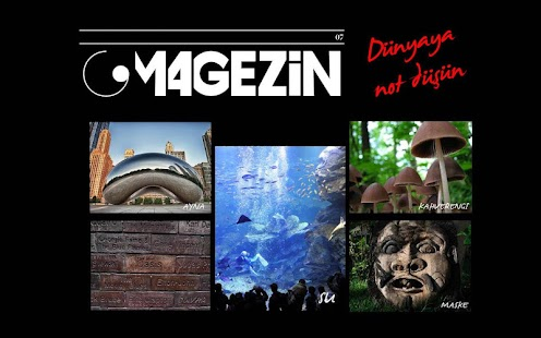 Magezin - screenshot
