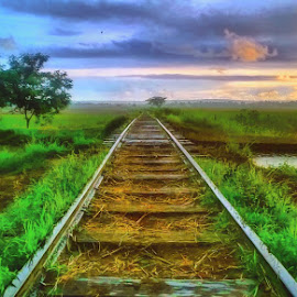 Lori railway - Lumia 520 by Dwi Haris Fitriansyah - Instagram & Mobile Other