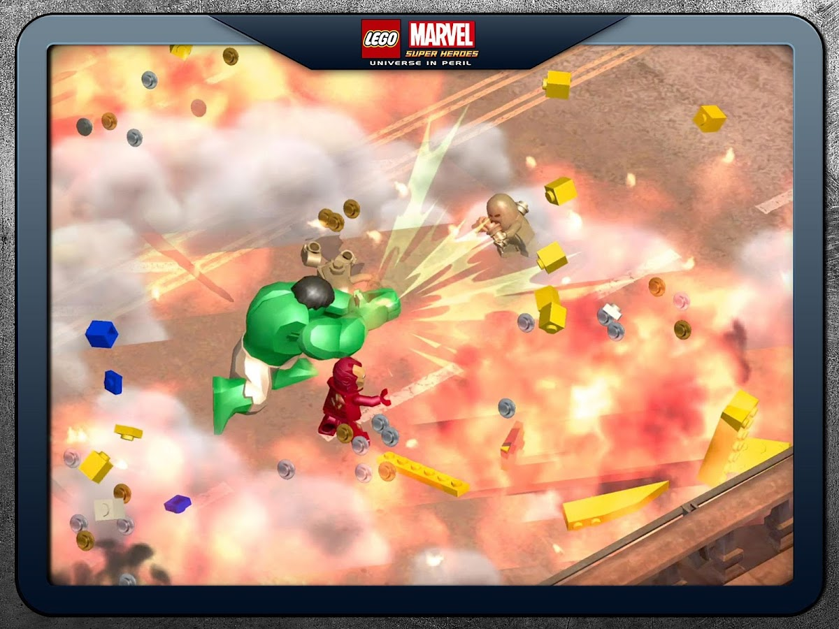 LEGO ® Marvel Super Heroes Screenshot 9