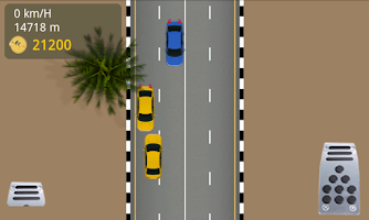 Screenshot of Car Racing: Fast Racer