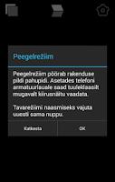 Screenshot of Kiiruskaamerad