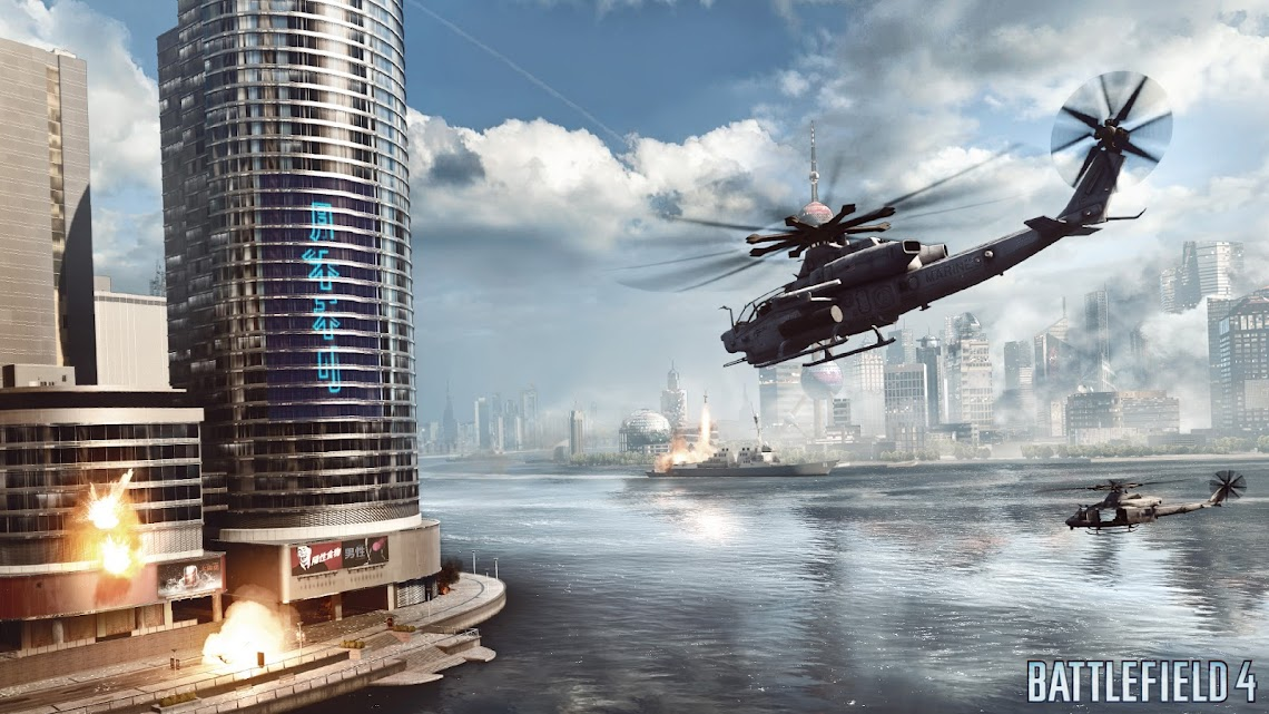 Former DICE man blames EA for the current Battlefield 4 woes