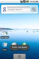 Screenshot of Screen Lock Bypass Reset