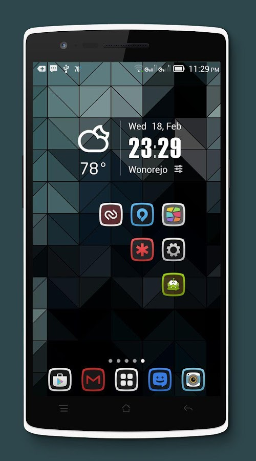 Tembus - Icon Pack Screenshot 5