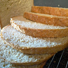 Honey Wheat Oatmeal Bread - All Whole Grain Version