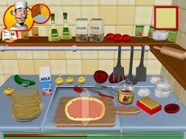 Screenshot of Cook It Up Lite