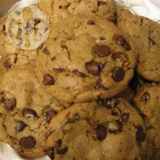 Super-Chewy Chocolate Chip Cookies