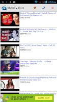 Screenshot of KhanTV Videos