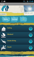 Screenshot of Garda App - Garda Lake