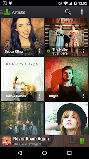 PlayerPro Music Player- screenshot thumbnail