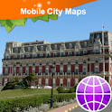 Biarritz Street Map icon