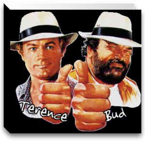 Bud Spencer&Terence Hill App Icon