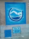 Graffiti de Natacion