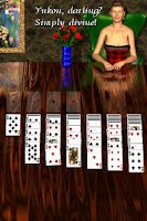 Screenshot of Countess Thalia Solitaire Lite