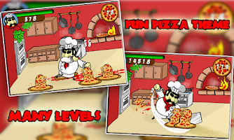 Screenshot of Horror Pizza 1: Pizza Zombies