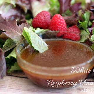 White Grape Vinegar Recipes