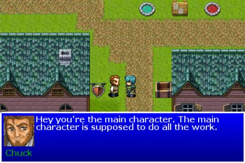 Age of Oblivion [RPG]