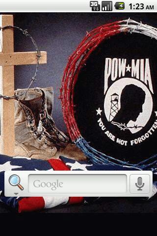 P.O.W. Live Wallpaper