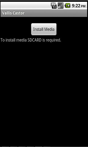 Vallis Castor Android Album