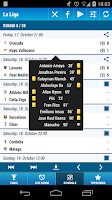 Screenshot of La Liga Soccer