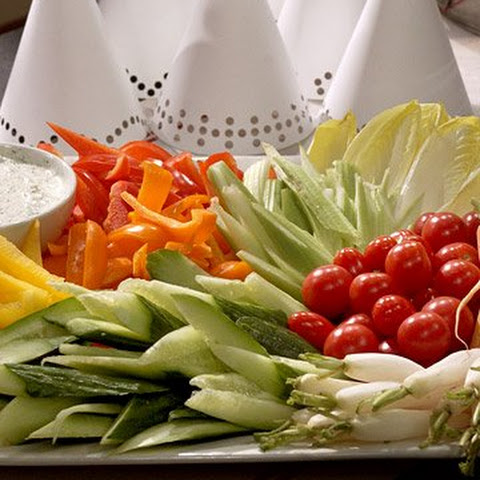 Dip and Crudites