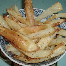 Rosemary & Garlic Oven Fries