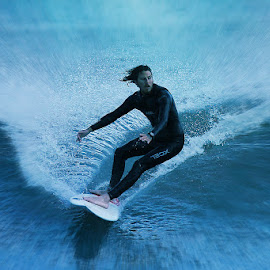 Flash by Dominick Darrigo - Sports & Fitness Surfing