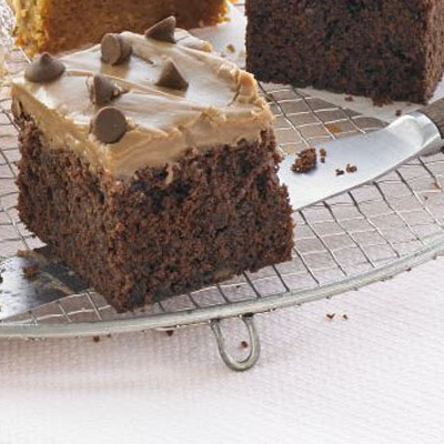 Sticky Chocolate Drop Cakes