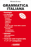 Screenshot of Grammatica Italiana