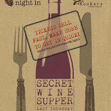 November Secret Wine Supper