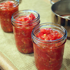 Sooz's Semi-Homemade  Salsa
