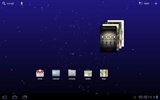 Screenshot of Deep Sea Live Wallpaper