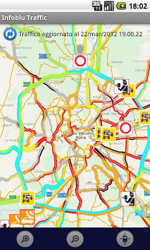 Infoblu Traffic
