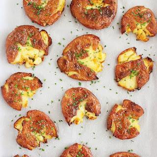 Smashed Potatoes Vinegar Recipes